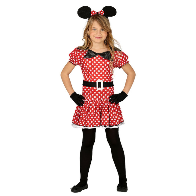 Mrs Mouse Costume