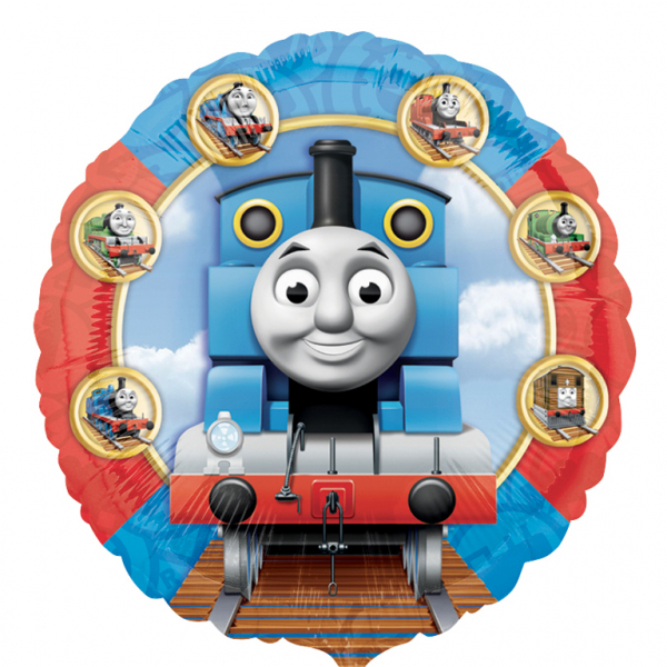 Standard Foil Balloon Thomas & Friends 43cm