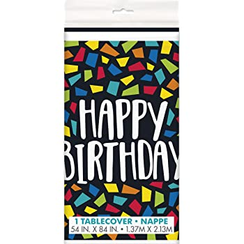 Tablecover Mosaic Birthday