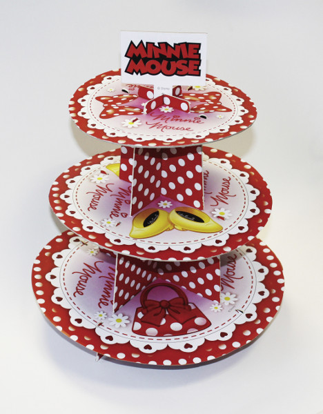 3 Tier Cake Stands Minnie