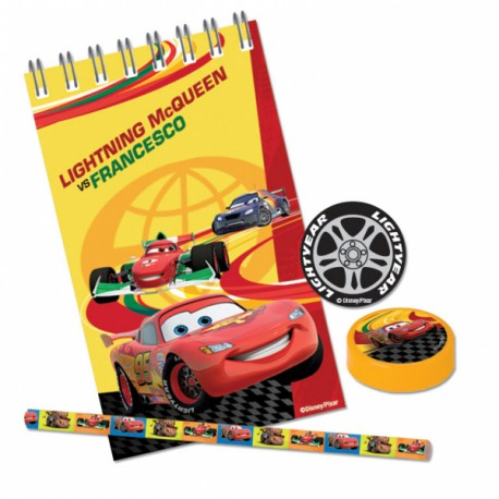 Stationery Pack Cars (20pcs)