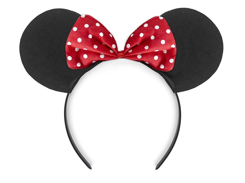 Headband Minnie Mouse
