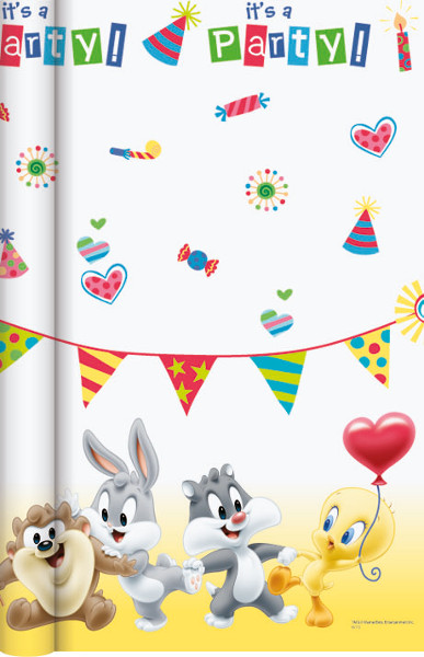 Looney Tunes Roll Tablecover