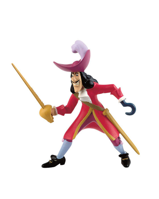 Mini Figure Captain Hook 10cm