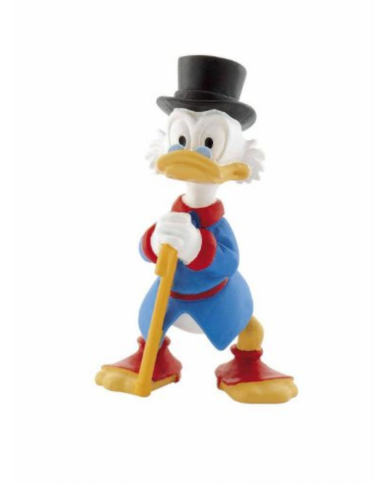 Mini Figure Scrooge McDuck
