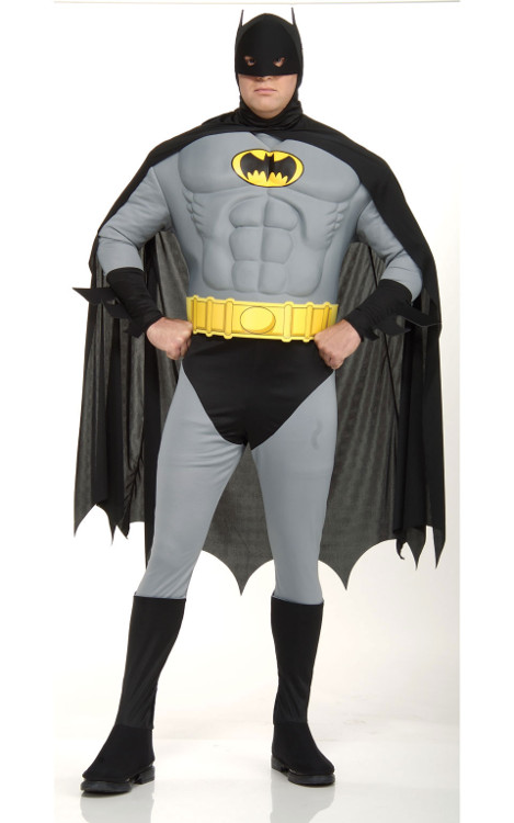 Costume Batman (muscle chest)