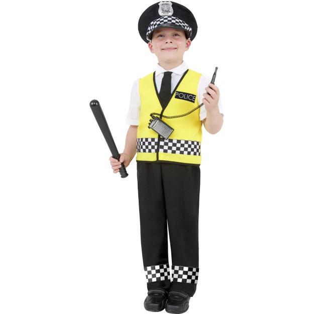 Как сшить костюм полицейского для мальчика своими руками 61