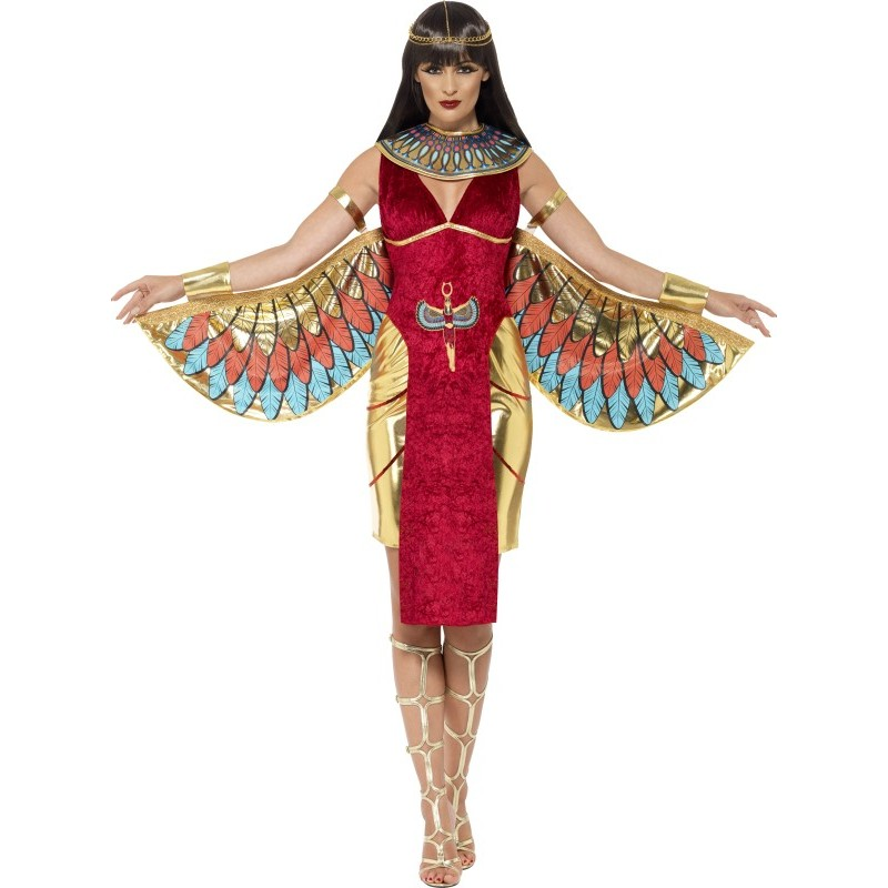 Costume Egyptian Goddess