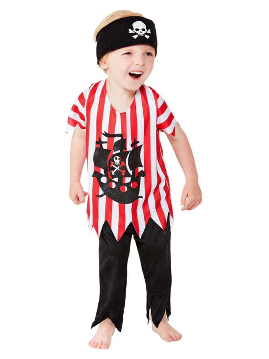 Pirate Costume Toddler