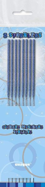 Blue Sparklers (8pc.)