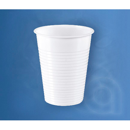 50 Cups 20cl White