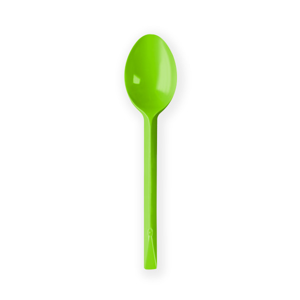 20 Spoons Lime Green