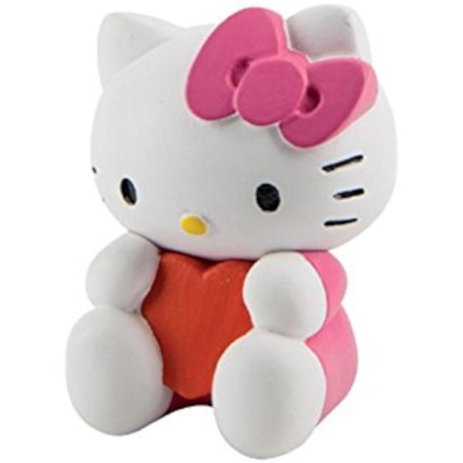 Mini Figure Hello Kitty 4.7cm