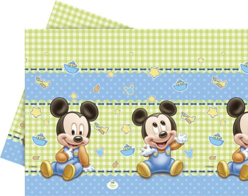 Tablecover Baby Mickey 120X180cm
