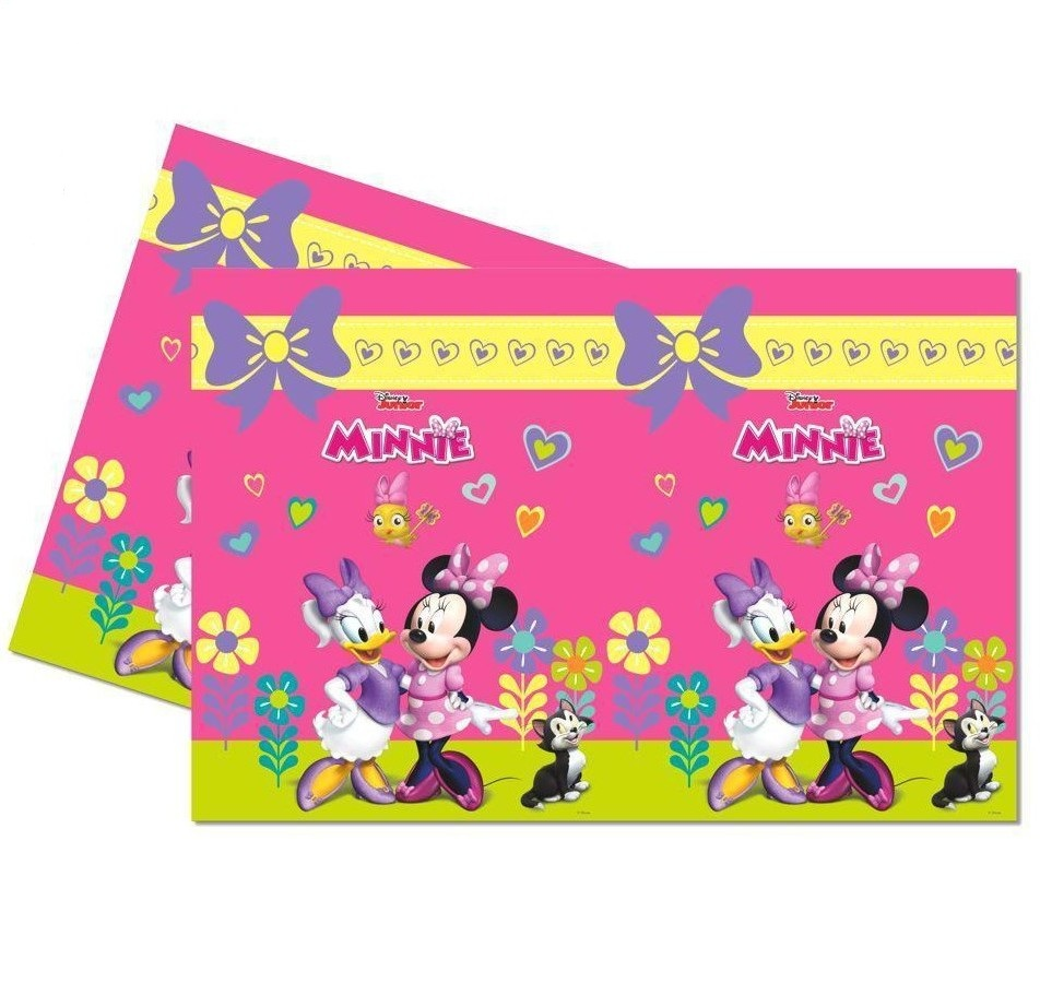 Tablecover Minnie Mouse Clubhouse 120X180cm