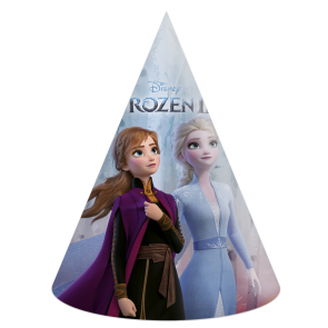 6 Party Hats Frozen2