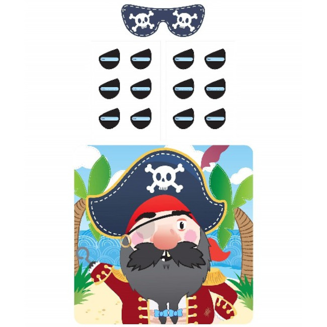 Party game Pirate