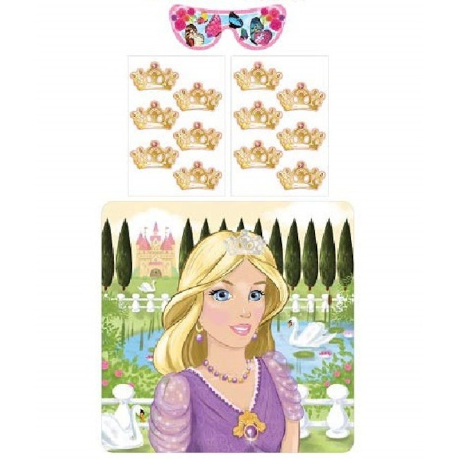 Party game Princess