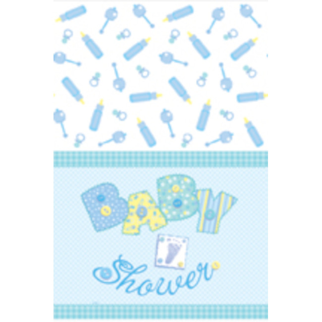 Tablecover Baby blue Baby shower