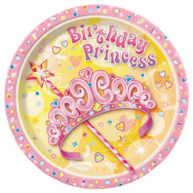 Birthday Princess