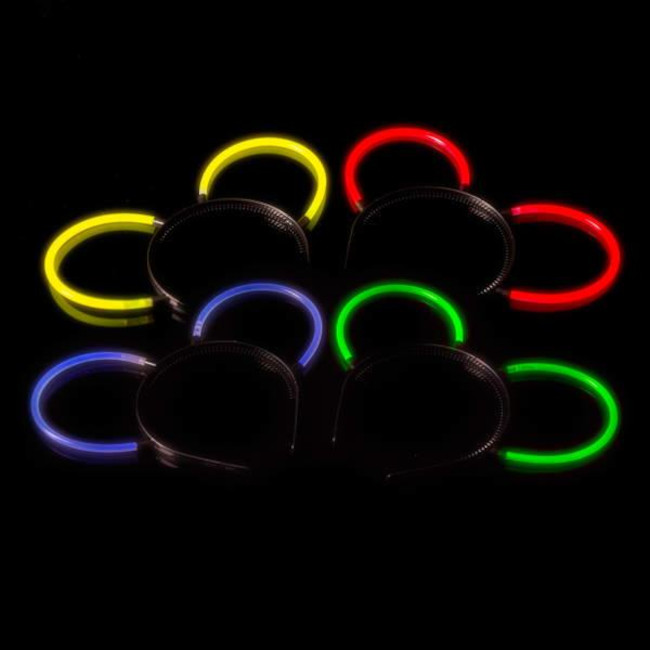 Glowstick Hairpin (Red)