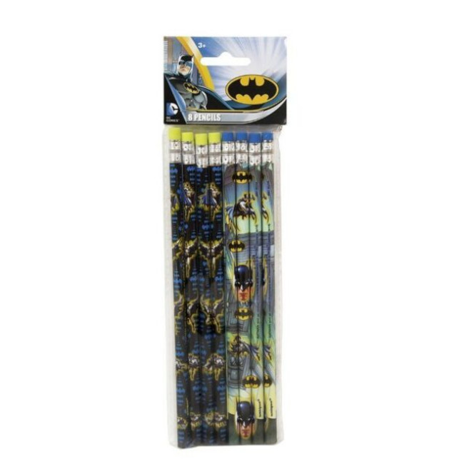 8 Batman Pencil
