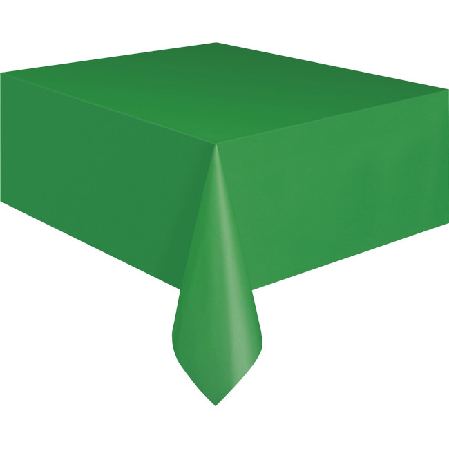 Green Tablecover 134cmX274cm