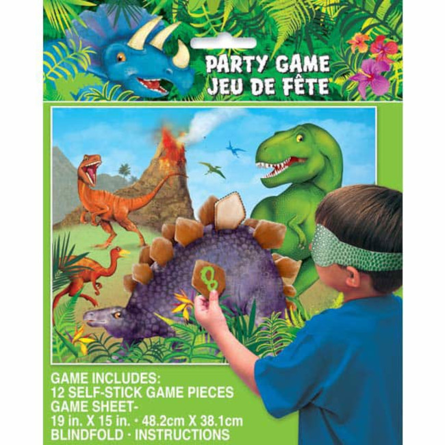 Party game Dinosaurs