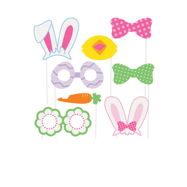Easter Photo props(10pcs)