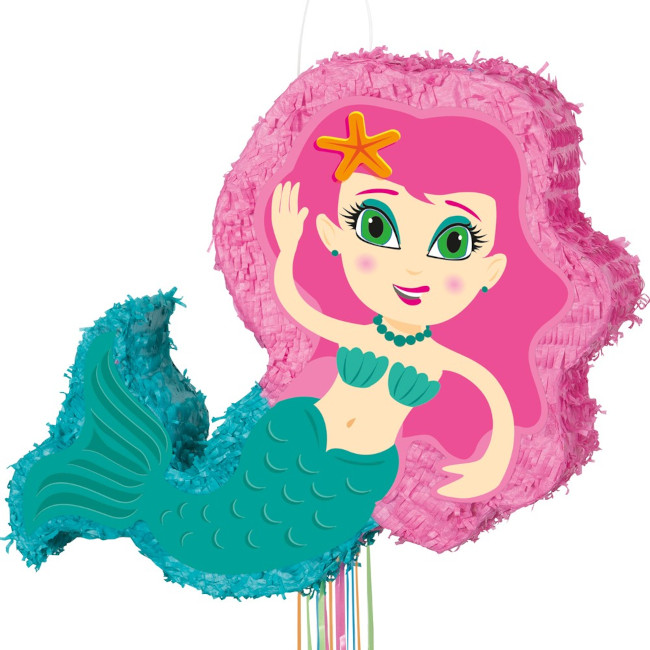 Pinata Mermaid