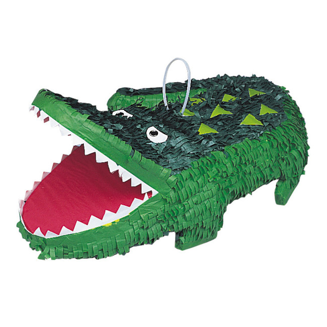 Piniata Alligator