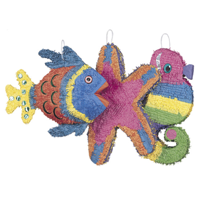 Pinata Ocean Life Assorted 1pc