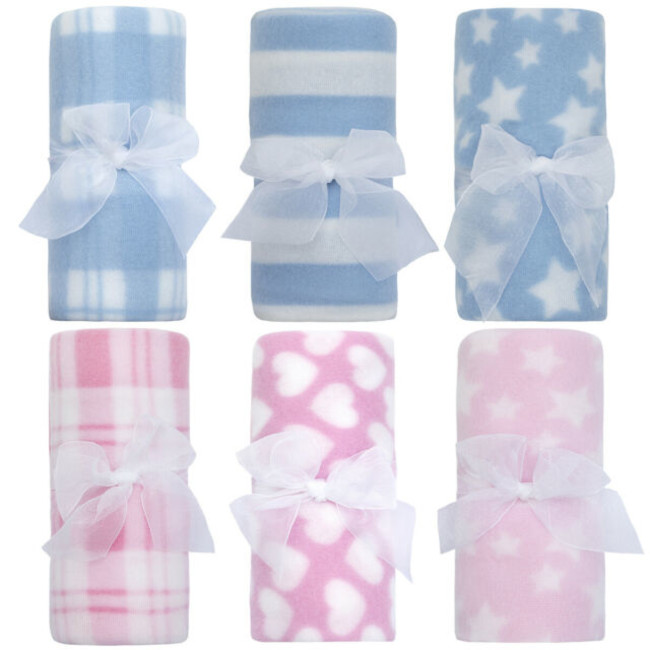 Fleece Blanket Assorted Designs (1pc)