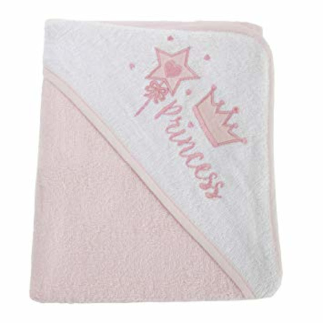 Hooded Towel Princess 75Χ75cm